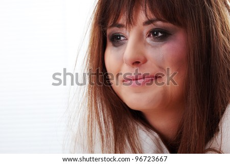 stock photo : Abused teen girl. Save to a lightbox ▼. Please Login.