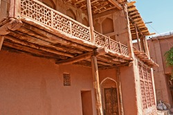 Abyaneh, traditional and historic village in Iran