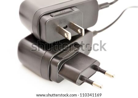 AC power adapter plug