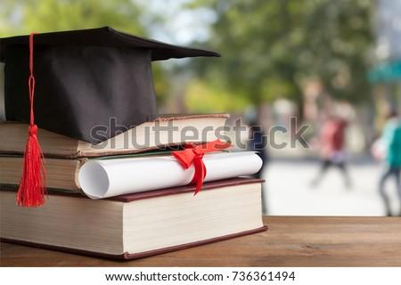 Academic. Stock photo ©