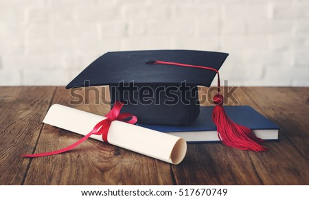 Academic College Degree Education Insight Concept