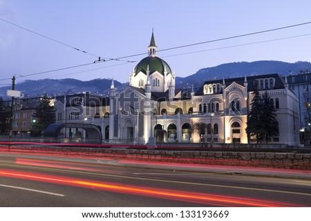 Academy of Fine Arts, Sarajevo - Bosnia and Herzegovina