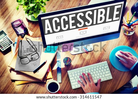 accessible approachable access...