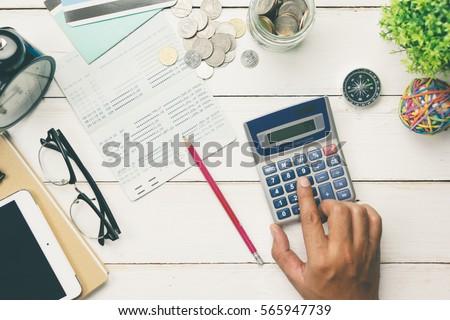 accountant verify the saving...