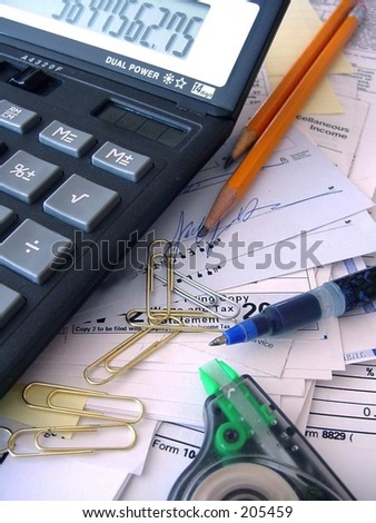 Accounting mess