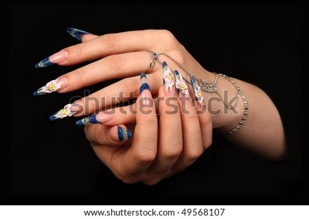 PINK GEL FOR NAILS - NAIL DESIGN IDEAS
