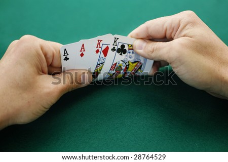 double hand poker