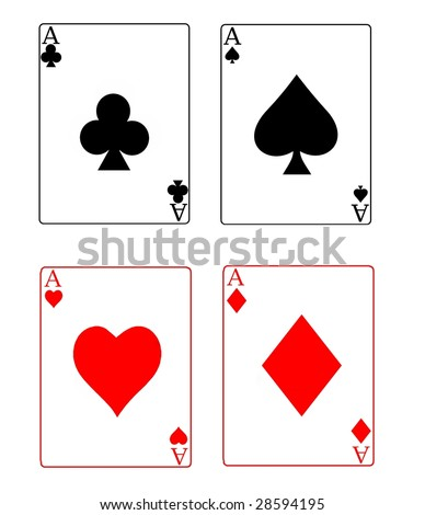 ace poker card