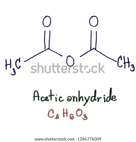 Acetic anhydride, or ethanoic anhydride, is the chemical compound with the formula (CH3CO)2O. Commonly abbreviated Ac2O, it is the simplest isolable anhydride of a carboxylic acid.