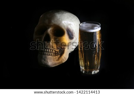 acohol, alco, alcoholic, alcoholism, beer, addict, addiction, unhealthy, health, skull, skeleton, death, medical, medicine, doping, horror, danger, bad, hell, dead, fear, drug addition,  #1422114413