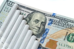 aconcept of smoking costs