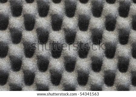acoustic foam background