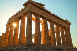 Acropolis and Parthenon of Athens