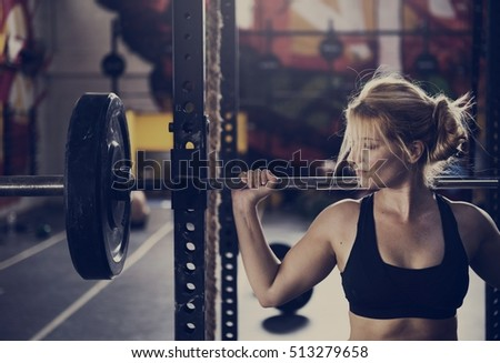 Active People Sport Workout Concept #513279658