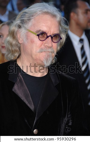 "Actor BILLY CONNOLLY at the Los Angeles premiere of his new movie ""Open Season"" at the Greek Theatre, Hollywood. September 25, 2006  Los Angeles, CA Picture: Paul Smith / Featureflash"