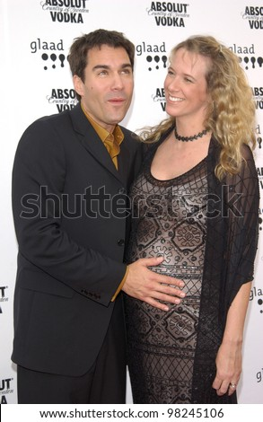 JANET at the 2002 GLAAD (Gay & Lesbian Alliance Against Defamation ...: shutterstock.com/pic-98245106/stock-photo-actor-eric-mccormack-wife...