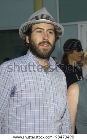 Actor JASON LEE at the Los Angeles premiere of Northfork. July 10, 2003  Paul Smith / Featureflash
