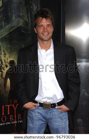Actor Jason Padgett At The World - 36.0KB