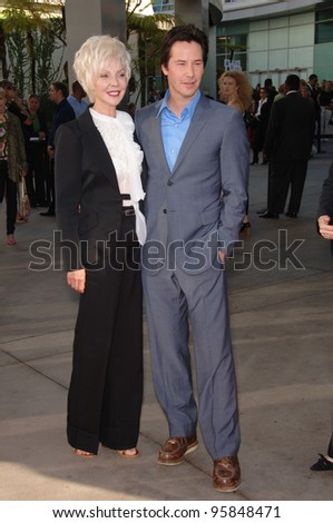 Keanu Reeves Mother Patricia Taylor