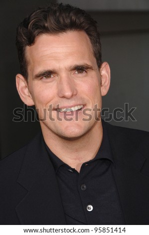 """Actor MATT DILLON at the world premiere, in Hollywood, of his new movie """"You, Me and Dupree"""". July 10, 2006  Los Angeles, CA  2006 Paul Smith / Featureflash"""