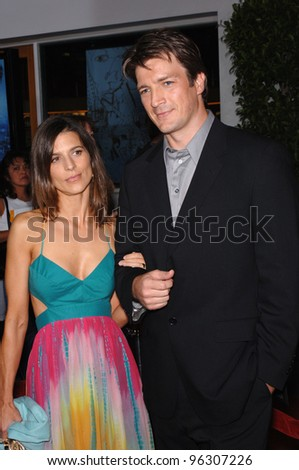 Nathan Fillion Girlfriend 2013 Actor nathan fillion &
