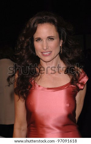 Andie MacDowell new movie