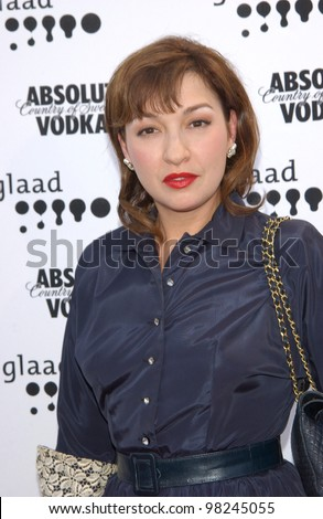 PENA at the 2002 GLAAD (Gay & Lesbian Alliance Against Defamation ...: shutterstock.com/pic-98245055/stock-photo-actress-elizabeth-pena-at...