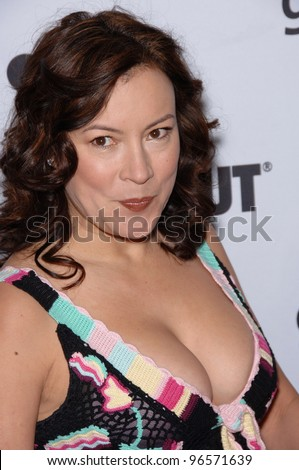 at the 17th Annual GLAAD (Gay & Lesbian Alliance Against Defamation ...: shutterstock.com/pic-96571639/stock-photo-actress-jennifer-tilly-at...