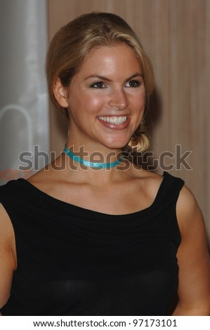 Actress JENNY ALDEN at the Women in Film 2005 Crystal + Lucy Awards at the Beverly Hilton Hotel. June 10, 2005. Beverly Hills, CA  2005 Paul Smith / Featureflash