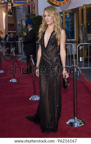 Actress KATE HUDSON at the world premiere, at Universal Studios Hollywood, of her new movie The Skeleton Key. August 2, 2005  Los Angeles, CA  2005 Paul Smith / Featureflash