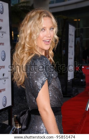 """Actress KATE HUDSON at the world premiere, in Hollywood, of her new movie """"You, Me and Dupree"""". July 10, 2006  Los Angeles, CA  2006 Paul Smith / Featureflash"""