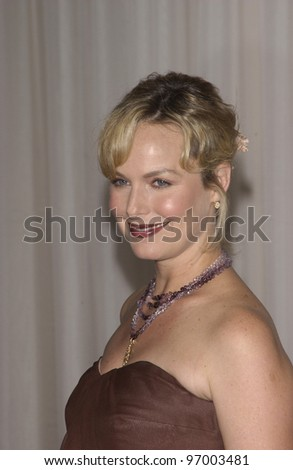 Actress MELORA HARDIN at Noche de Ninos event at the Beverly Hills Hilton to benefit Childrens Hospital Los Angeles. October 2, 2004