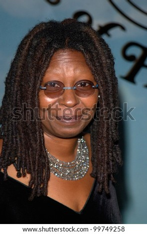 Actress WHOOPI GOLDBERG at the Carousel of Hope Ball 2000 at the Beverly Hilton Hotel. 28OCT2000.   Paul Smith / Featureflash