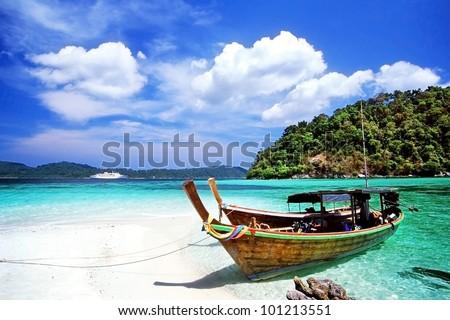 Adang-Rawi -Lipe Islands, Tarutao National Park, Satun Province, Thailand