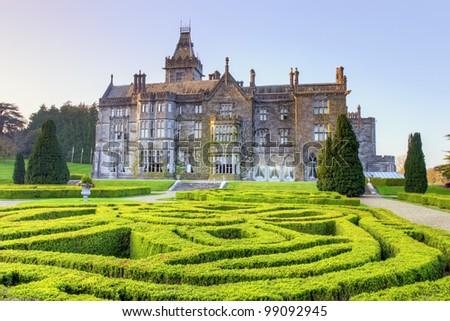 Adare mansion House - Ireland.