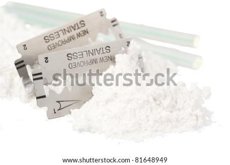 Addiction to White Powder