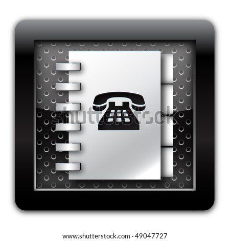 stock-photo-address-book-telephone-number-metallic-icon-49047727.jpg