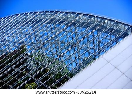 Adelaide Botanic Gardens Conservatory