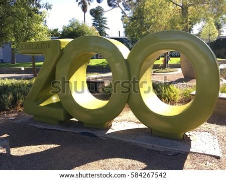 Adelaide Zoo #584267542