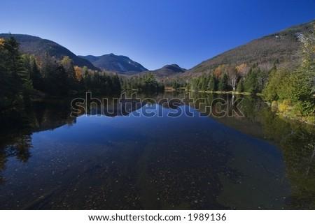 Adirondack mountains new york state