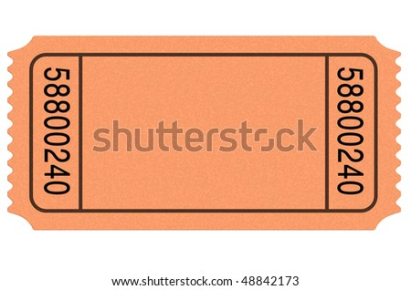 Printable airline ticket template DU AN ECH – Movie Theater Ticket Template