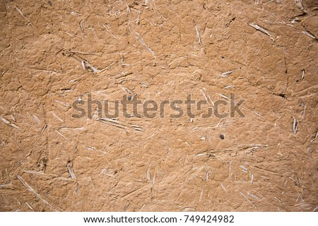 adobe wall as background