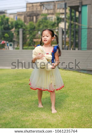 Asian girls barefeet