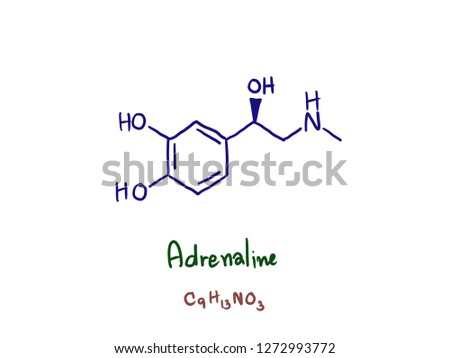 Adrenaline, also known as adrenalin or epinephrine, is a hormone, neurotransmitter, and medication. Epinephrine is normally produced by both the adrenal glands and certain neurons.