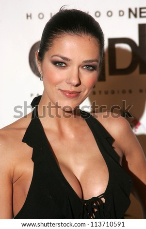 Adrianne Curry at the Gridlock New Years Eve 2007 Party, Paramount Studios, Los Angeles, CA 12-31-06
