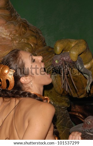 Jabba the hut sex slaves fanfiction