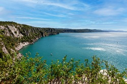 adriatic coast of Italy Gulf of Trieste