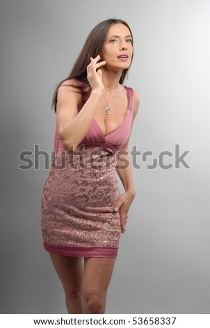asktavia adult female adult actresses stock photo : adult actress in a pink ...