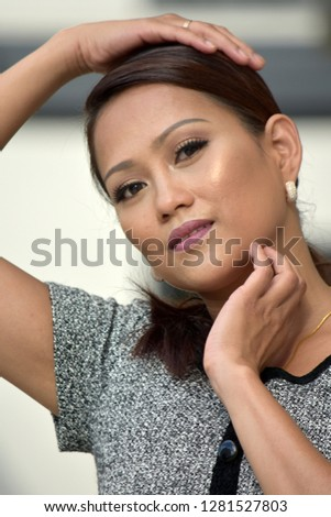 Adult Female Portrait