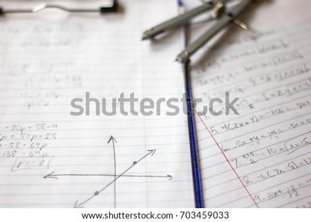 Advanced Math and Algebra Homework #703459033